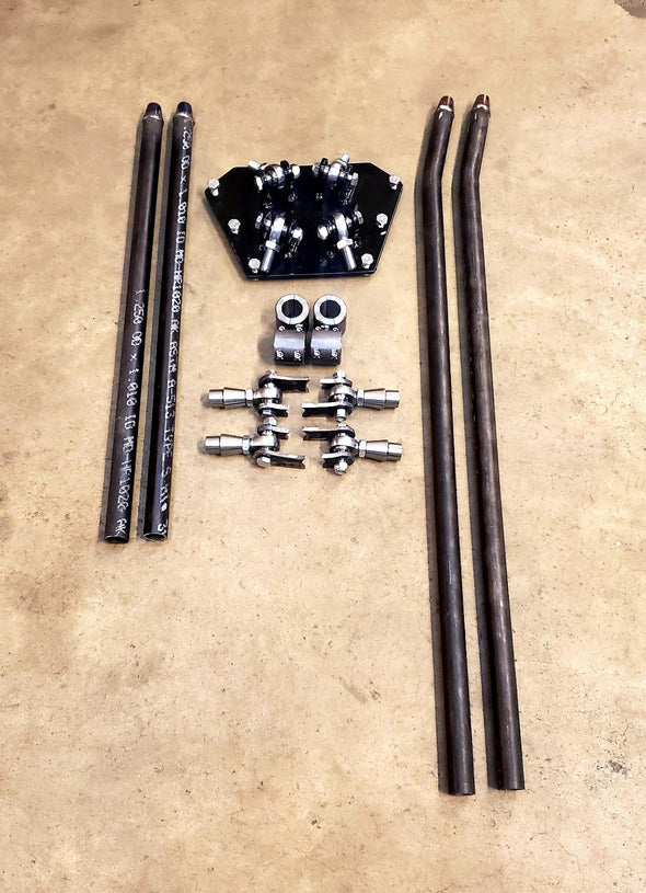 POLARIS RANGER IMPACT BAR KIT
