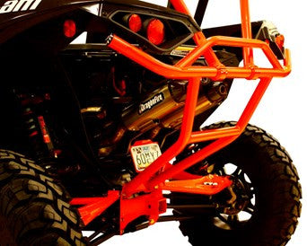 RacePace Rear Smash Bumper for Can-Am Maverick