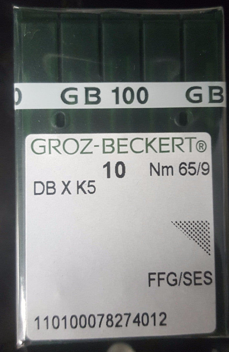 NGB-DBXK5 (10-PACK) GROZ-BECKERT EMBROIDERY MACHINE NEEDLE