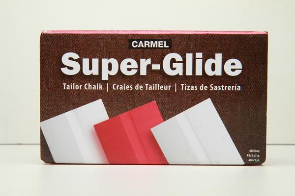 Carmel Super Glide Tailors Chalk (BOX)