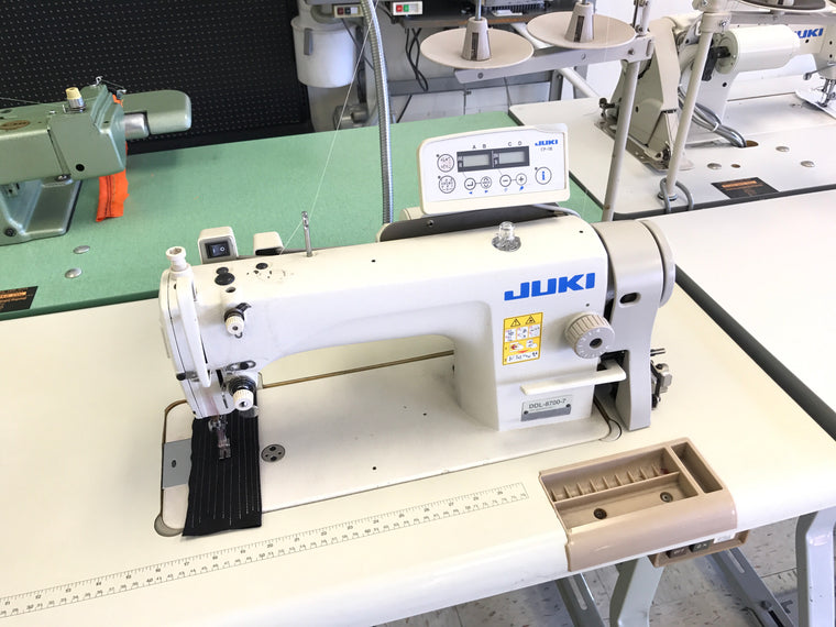 PRE-OWNED JUKI Single Needle Automatic
