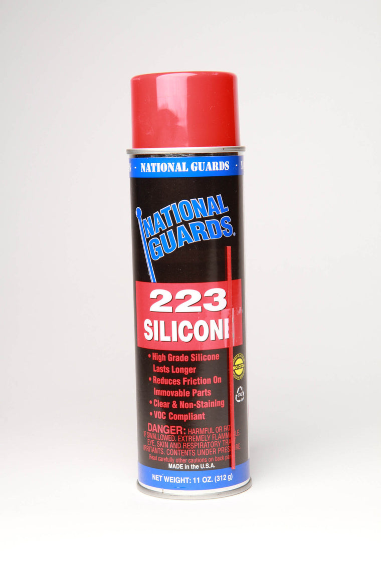 NG223  Silicon Spray - National Guard