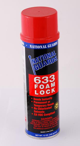 National Guard NG633 Foam Fabric Adhesive
