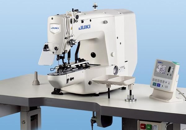 LK1903 JUKI Computer-controlled, High-speed, Lockstitch, Button Sewing Machine