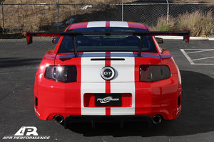 APR Performance Aero Kit Ford Mustang 10-12