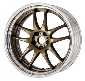Work Emotion CR 2P Full Reverse Wheel 19""