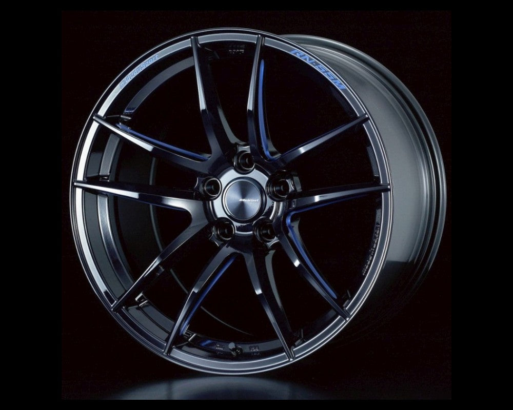 Weds Wheels RN-55M Wheel WedSport FR 18x9 5x112 32mm