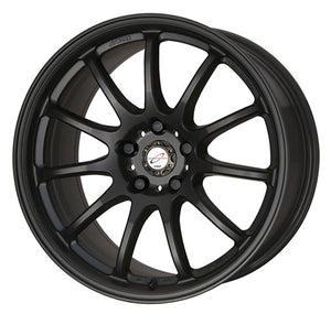 Work Emotion 11R Wheel 17x9 5x114.3 Matte Black