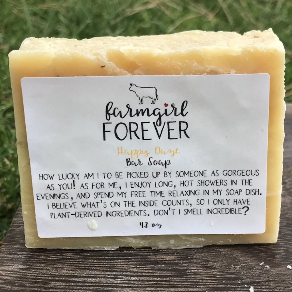Bar Soap: Happy Daze [formerly Lemongrass]