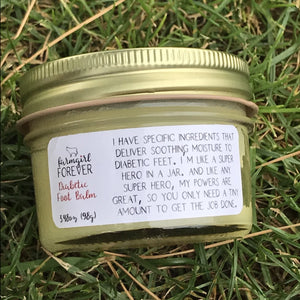 Natural Diabetic Foot Balm