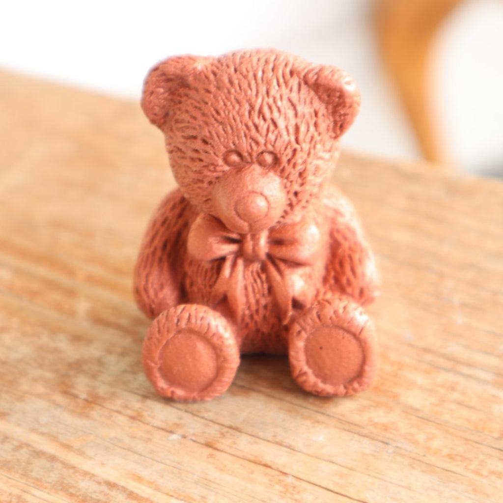Teddy Bear Bar Soap