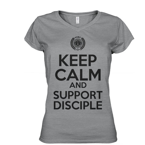 VIRALSTYLE Women's Keep Calm Tees & Tanks