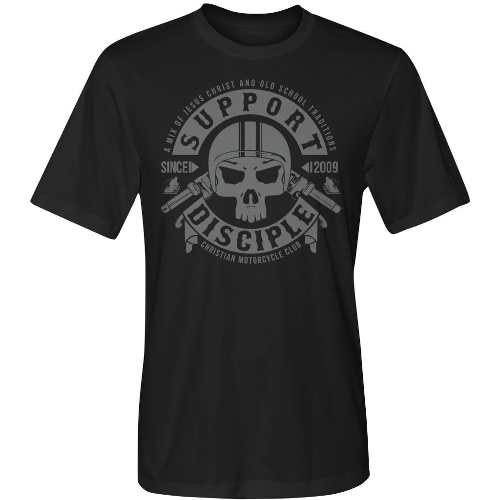 Lazarus Support Disciple w/ Rockers Dry-Fit Short & Long Sleeve