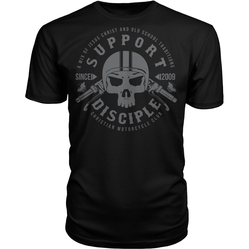 Lazarus Support Disciple w/out Rockers Premium Unisex Tee