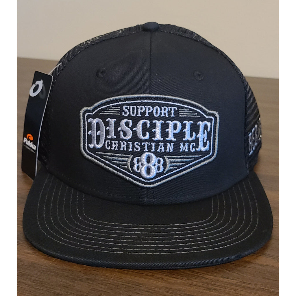 Support Disciple Trucker 888 Hat