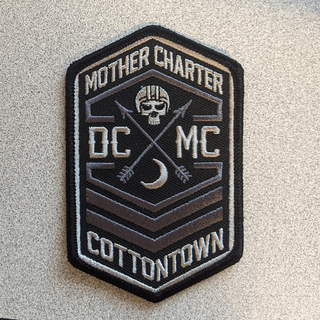 Cottontown Mother Charter Patch
