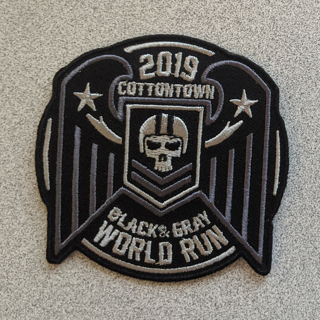 2019 Cottontown 10 Year Anniversary Patch