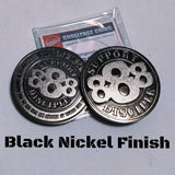 Challenge Coins Support 888