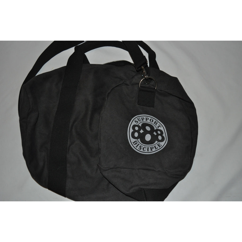Support Disciple B&G Duffle Bag (small)-Disciple Christian Motorcycle Club