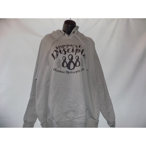 NEW Women's Sweatshirt Pullover-Disciple Christian Motorcycle Club