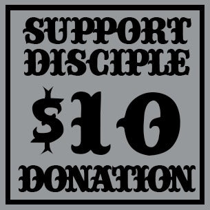 $10 Donation | Weekly or One-Time
