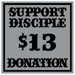 $13 Donation | Weekly or One-Time
