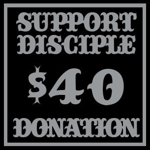 $40 Donation | Monthly or One-Time