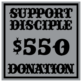$550 Donation | Yearly or One-Time