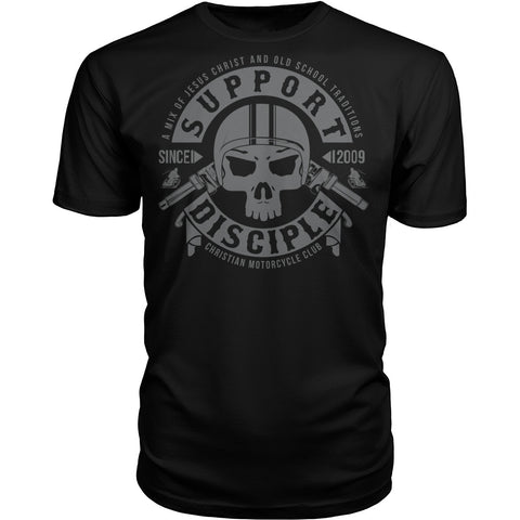 Support Disciple Skull W/ Rockers