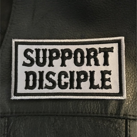 01. Support Disciple 2x4 Patch