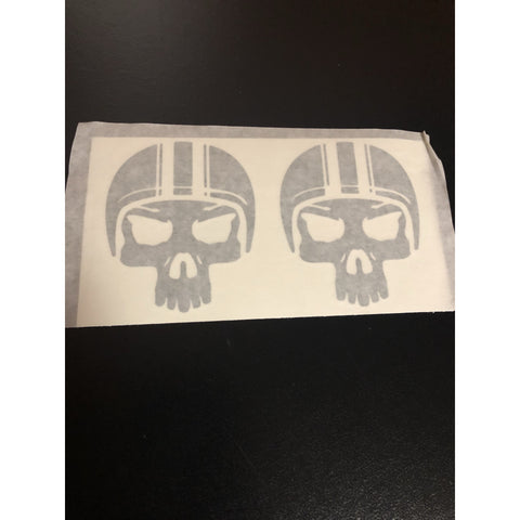 Lazarus Decal 2 Pack 3.5""