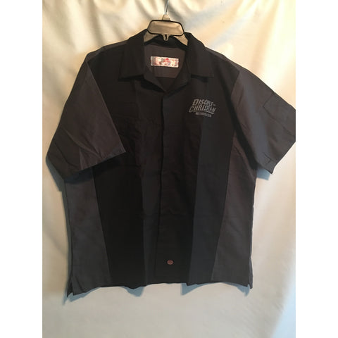 New Support Disciple Dickies Black and Gray