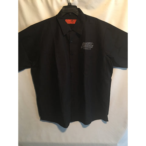 New Support Disciple Dickies SOLID Black