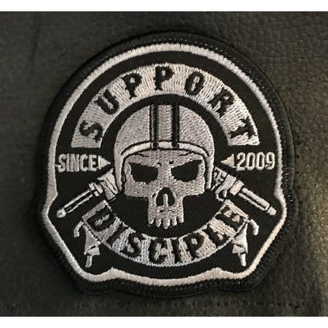 02. Lazarus support Disciple patch