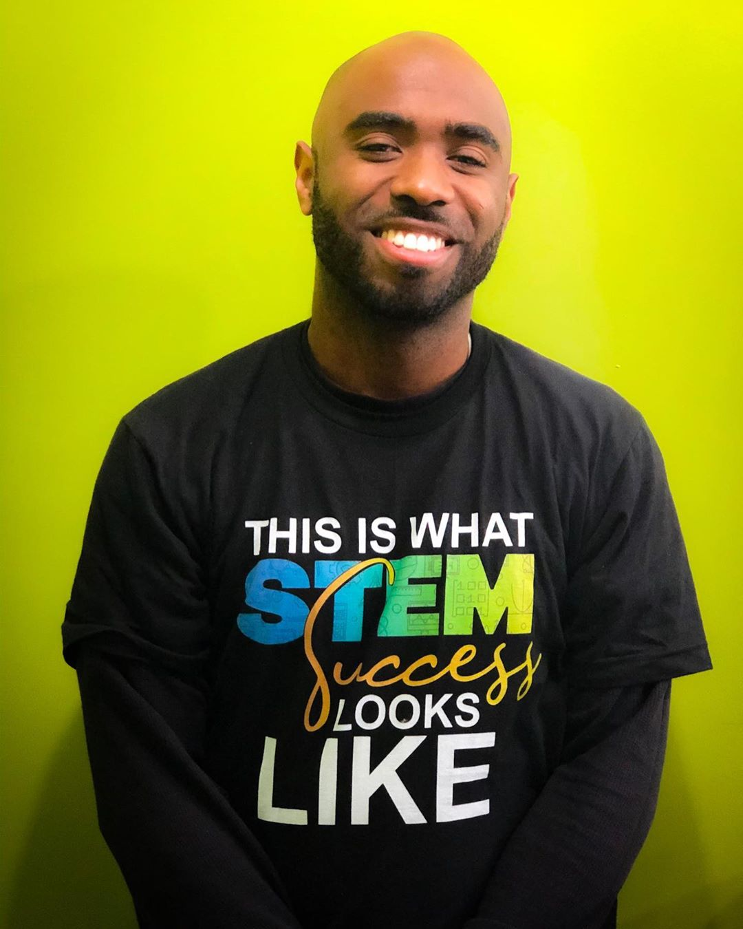 """This is What STEM Success Looks Like"" T-Shirt (Summit 2019)"