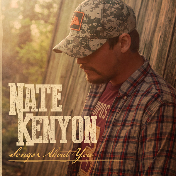 "Nate Kenyon ""Songs About You"""