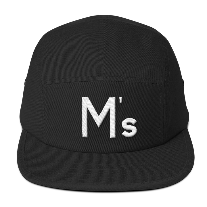 M's Camper Style Hat #FGM - First Generation Millionaire