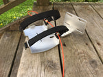 Ragged Mounts wingsuit friendly camera / smoke mount