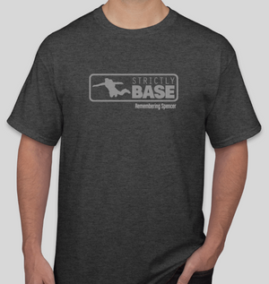 Remembering Spencer Strictly Base T-Shirt