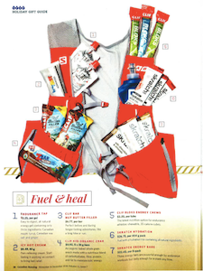 We're in the Canadian Running Magazine Holiday Gift Guide!