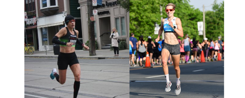 A Day in the Life of a Pro Runner: Krista and Sasha Part 1