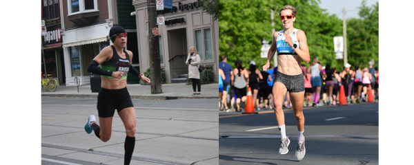 A Day in the Life of a Pro Runner: Krista and Sasha Part 2