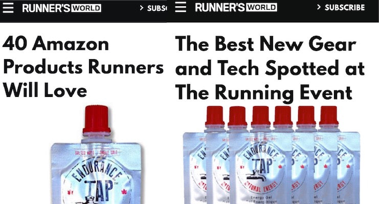 As seen in Runner's World