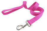 Organic Bamboo Dog Leash - Pink