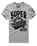 LUCKY ACES TEE M10011XNDS