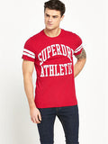 Superdry Tiger Athletics - Red