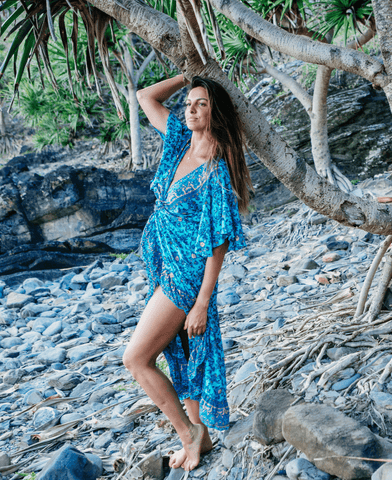 Legian Wrap Dress