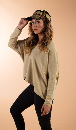 Angelina Pullover