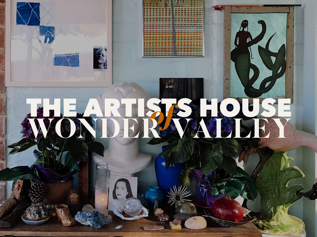 The Artists House of Wonder Valley