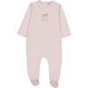 Les Lutin Light Pink Sleeping Footie